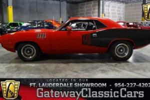 1971 Plymouth Barracuda --
