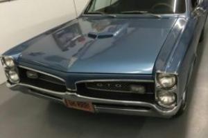 1967 Pontiac GTO Gto Photo