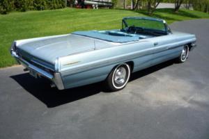1962 Pontiac Bonneville Photo