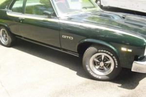1974 Pontiac GTO Photo
