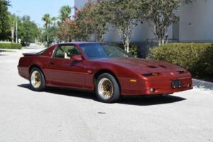 1987 Pontiac Trans Am GTA Photo