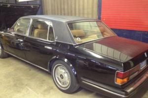 1988 Rolls-Royce Silver Spirit/Spur/Dawn Silver Spur