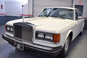 1989 Rolls-Royce Silver Spirit/Spur/Dawn Silver Spirit Photo