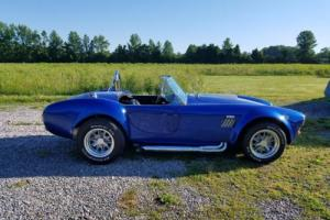 Factory Five Shelby Cobra Scratch and Dent!!!