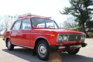 1980 lada ZHIGULI 2106