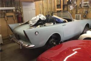 1962 Sunbeam Alpine Series II --