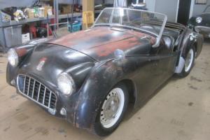 1957 Triumph TR3