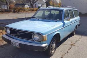 1974 Volvo 145 Photo