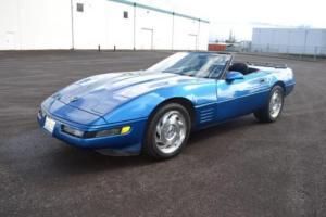 1993 Chevrolet Corvette --