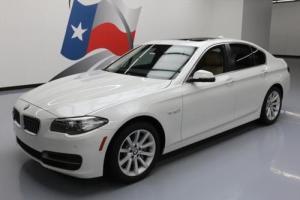 2014 BMW 5-Series 535D SEDAN DIESEL SUNROOF NAV REAR HUD