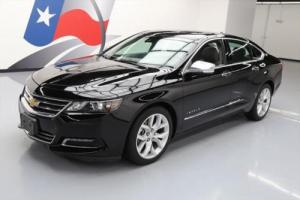2014 Chevrolet Impala LTZ 2LZ PANO ROOF HTD LEATHER