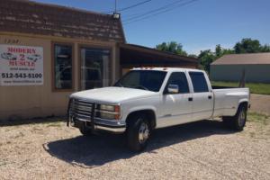 1993 Chevrolet Other Pickups Crew Cab 4 door
