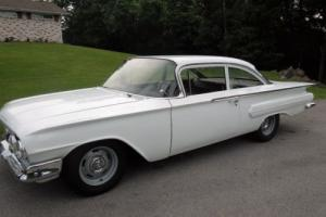 1960 Chevrolet Bel Air/150/210 belair