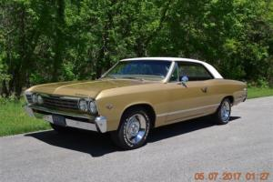 1967 Chevrolet Malibu SPORT COUPE Photo