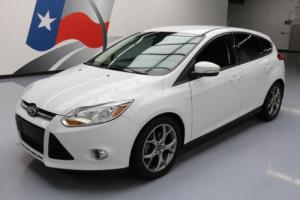 2014 Ford Focus SE HATCHBACK AUTOMATIC LEATHER
