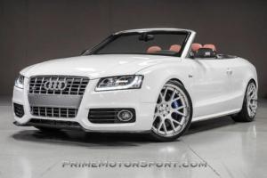 2010 Audi S5 Prestige Photo