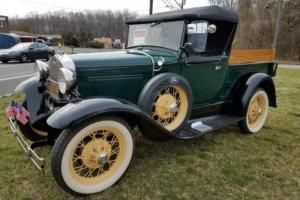 1931 Ford Model A roadster pkup