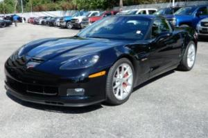 2010 Chevrolet Corvette Z06 with 2LZ