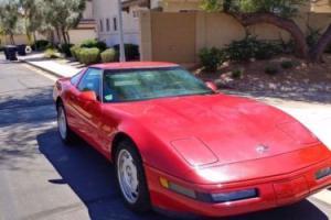 1992 Chevrolet Corvette C4