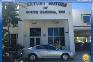 2007 Buick Lucerne CX  1 OWNER NIADA Certified CarFax 1 Owner