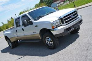 2000 Ford F-350 DUALLY