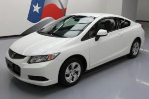 2013 Honda Civic LX COUPE AUTO REAR CAM CRUISE CTRL