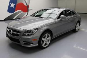 2013 Mercedes-Benz CLS-Class CLS550ATIC AWD P1 SUNROOF NAV
