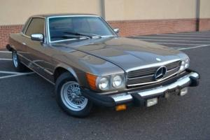 1981 Mercedes-Benz 300-Series 380 SLC 2dr Coupe