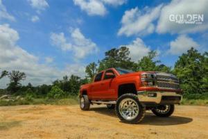 2015 Chevrolet Silverado 1500 --
