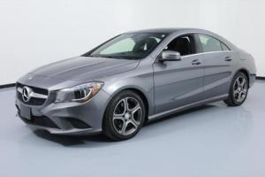 2014 Mercedes-Benz CLA-Class CLA250 P1 SUNROOF HEATED SEATS