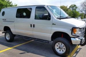 2002 Ford E-Series Van
