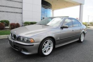 2003 BMW 5-Series 540i M Sport