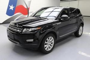 2015 Land Rover Evoque PURE AWD TURBO NAV REAR CAM