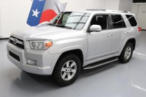 2013 Toyota 4Runner SR5 4X4 CRUISE CTRL ALLOYS