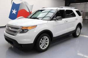 2014 Ford Explorer AWD 7-PASS HTD LEATHER REAR CAM