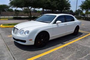 2007 Bentley Continental Flying Spur Base AWD 4dr Sedan