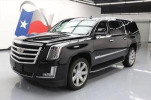 2016 Cadillac Escalade ESV LUX 4X4 SUNROOF NAV DVD