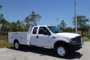 2004 Ford F-450 Service Utility Body
