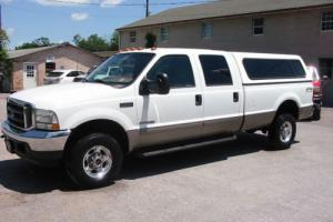 2002 Ford F-350 Superduty CREW 7.3 Only 107K