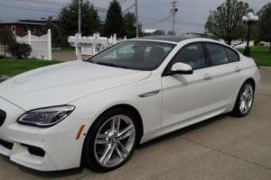 2017 BMW 6-Series 640i x drive gran coupe