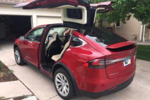 2016 Tesla Model X AP2