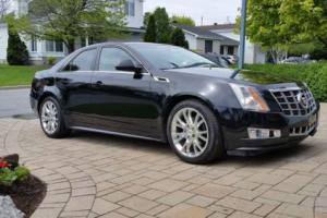 2012 Cadillac CTS AWD PREMIUM COLLECTION-EDITION
