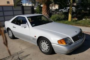 1990 Mercedes-Benz SL-Class