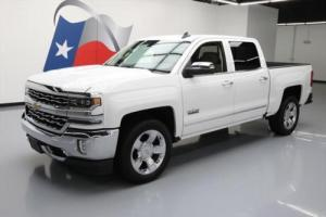 2017 Chevrolet Silverado 1500 SILVERADO TEXAS LTZ CREW 6-PASS LEATHER