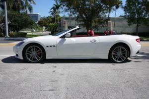 2012 Maserati Gran Turismo Sport 2dr Convertible