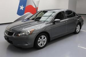 2009 Honda Accord LX-P SEDAN AUTOMATIC CD AUDIO ALLOYS!