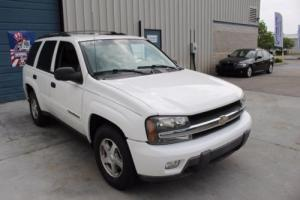 2003 Chevrolet Trailblazer LS 4WD SUV