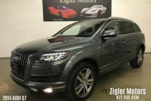 2014 Audi Q7 3.0T Premium Plus Technology Pkg