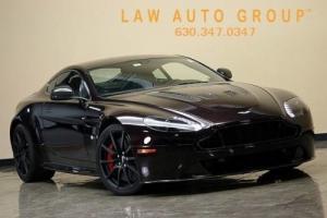 2015 Aston Martin V12 VANTAGE S MSRP $216k! 2DR COUPE