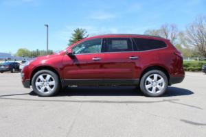 2017 Chevrolet Traverse FWD 4dr LT w/1LT